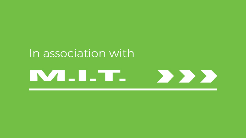 A picture of the logo for MITSkills, who we work in association with to deliver apprenticeship training.